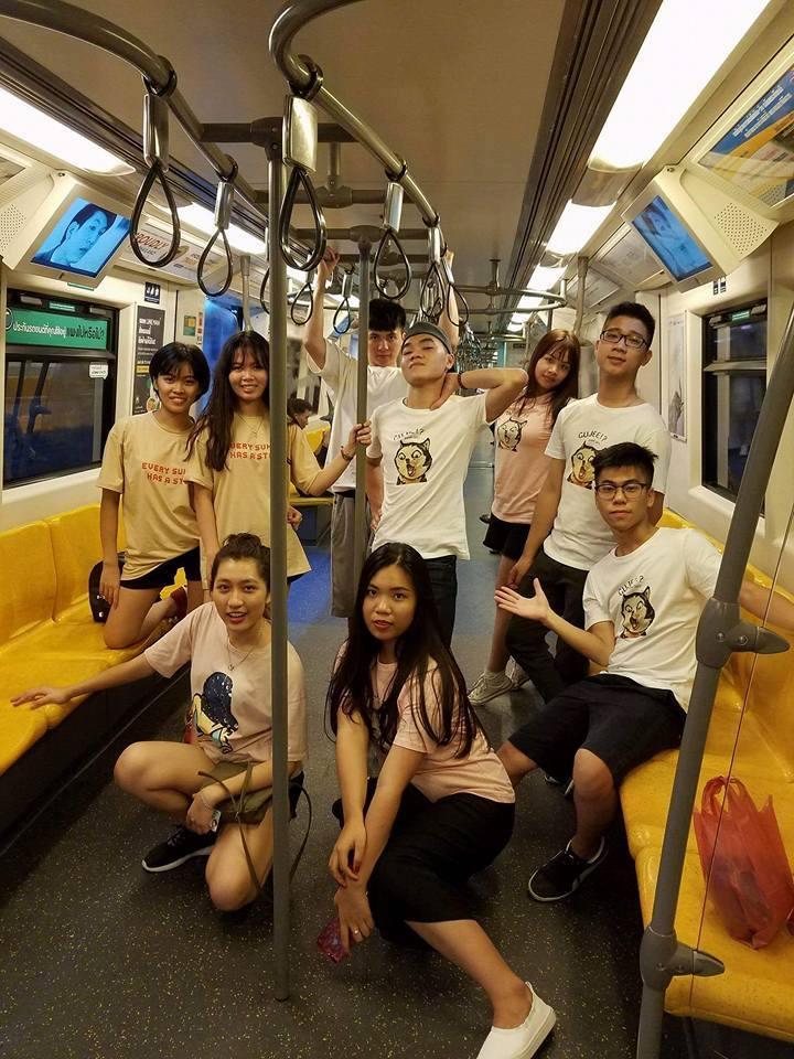 Những kỳ nghỉ đặc biệt của sinh viên Đại học FPT4