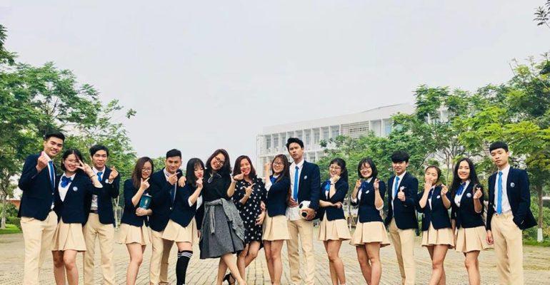 Sinh viên ĐH FPT tham gia đóng phim học đường