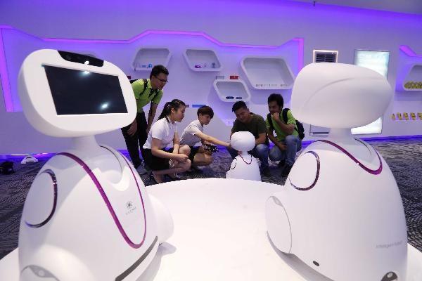 Trung Quốc quyết tâm vượt qua Mỹ trong cuộc đua phát triển các công nghệ trí tuệ nhân tạo