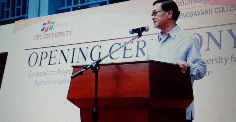 Đại học FPT chính thức triển khai 2 chương trình đào tạo quốc tế tại Lào