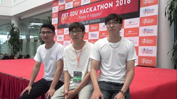 V-Team-FPT-Edu-Hackathon-2018