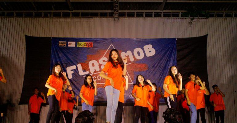 Flashmob Contest - Bước nhảy đầu tiên đầy màu sắc